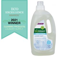 Laundry Liquid - Free & Clear - 64 fl oz